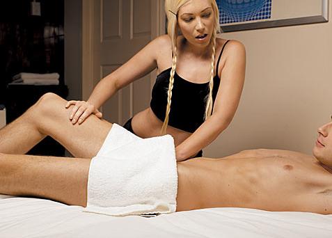 Massage Happy Ending Flashback