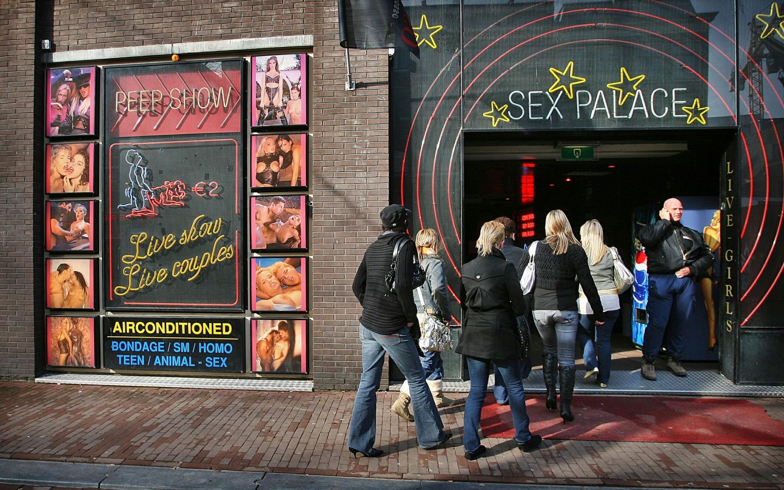 Bremen prostitution bin Wie